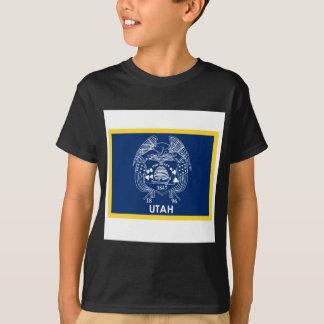 Utah-Flagge T-Shirt