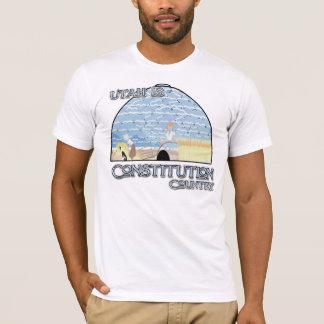 Utah ist Konstitutions-Land T-Shirt