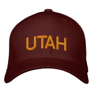 Utah-Kappe Bestickte Kappe