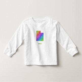 Utah Kleinkind T-shirt