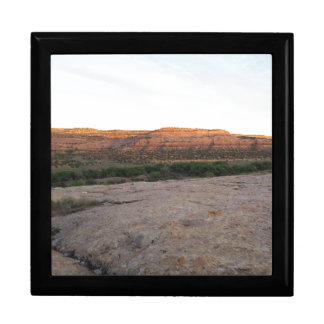 Utah-Landschaft Geschenkbox