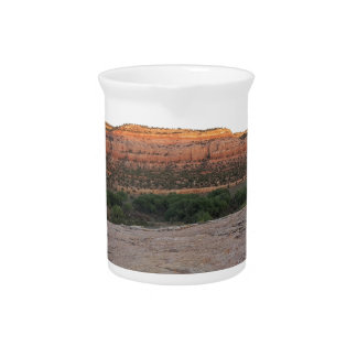 Utah-Landschaft Krug