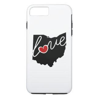 Utah-Liebe! Geschenke für UT Liebhaber iPhone 8 Plus/7 Plus Hülle