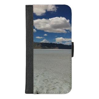 Utah-Salz-Ebene-Landschaft iPhone 8/7 Plus Geldbeutel-Hülle