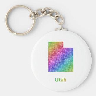 Utah Schlüsselanhänger