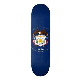 Utah-Staats-Flagge Personalisiertes Skateboarddeck
