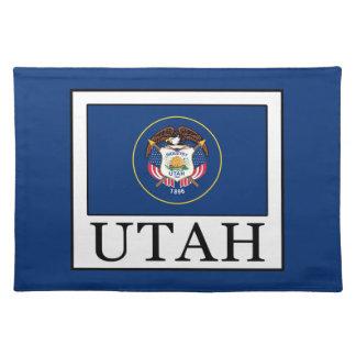 Utah Stofftischset