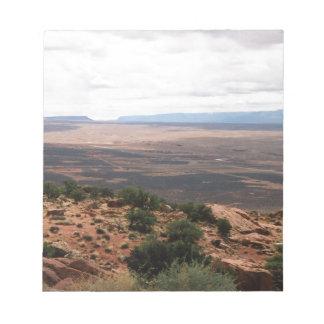Utah-Tal Notizblock