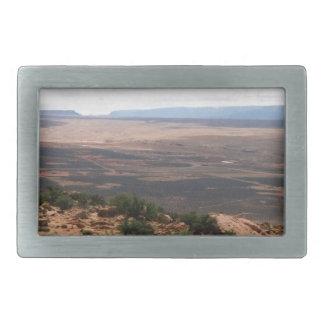 Utah-Tal Rechteckige Gürtelschnalle