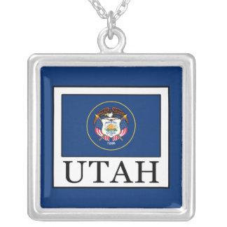 Utah Versilberte Kette
