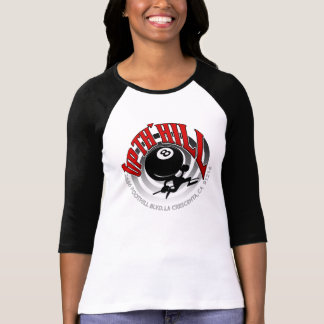 UTH - Tunnel der Zeit-8-Ball T-Shirt