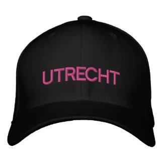 Utrecht-Kappe Bestickte Baseballkappe