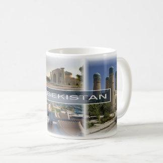 UZ Usbekistan - Kaffeetasse