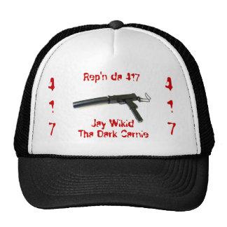 uzi, Rep'n DA 417, Jay Wikid, Tha dunkles Carnie,… Baseballkappen