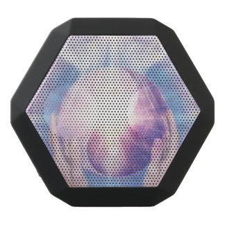 V012- Umfassung von Yin Yang Schwarze Bluetooth Lautsprecher