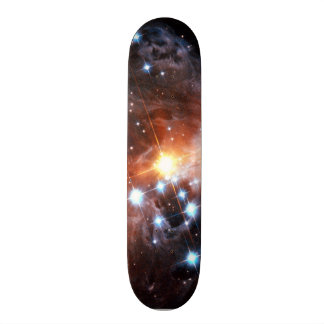 V838 Monocerotis rotes Supergiant Stern Hubble 21,6 Cm Skateboard Deck