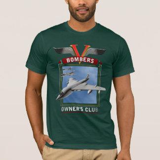 V Bomber-Inhaber-Verein T-Shirt