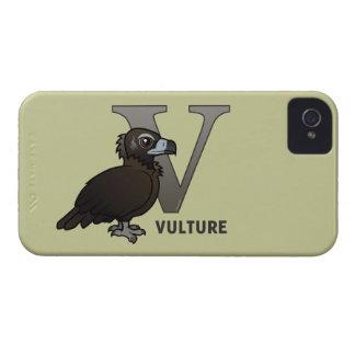 V ist für Geier iPhone 4 Etuis
