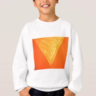 V Sieg-Gold: Geschenke für Wedding Verlobung Sweatshirt