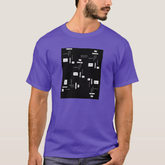 VACA großes und hohes T-Stück für ihn durch Dal T-Shirt