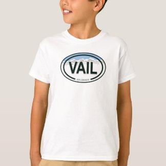 Vail Colorado felsiger Berg T-Shirt
