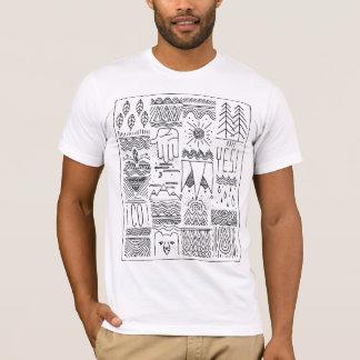 vail Colorado handdrawn T-Shirt