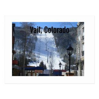 Vail, Colorado Postkarte