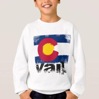 Vail Schmutz-Flagge Sweatshirt