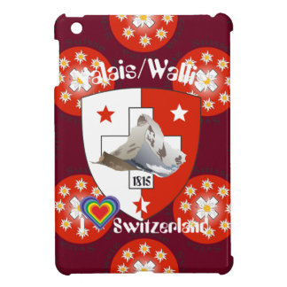 Valais / Wallis Suisse / Schweiz iPad Mini Hülle