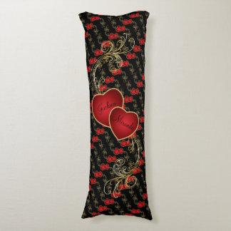 Valentine-Herz meine wahre Liebe Seitenschläferkissen