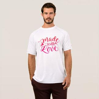 Valentine, Liebe, Rose, Rosa, schön, Paar T-Shirt