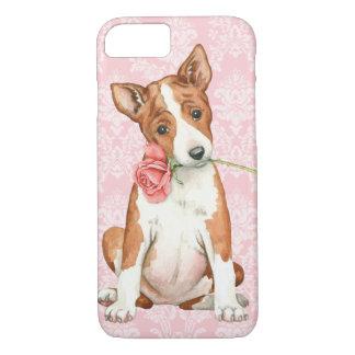 Valentine-Rose Basenji iPhone 8/7 Hülle