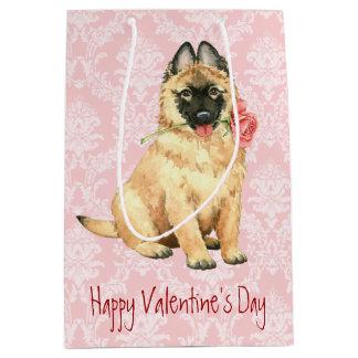 Valentine-Rose Tervuren Mittlere Geschenktüte