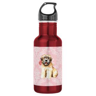 Valentine-Rose Wheaten Trinkflasche