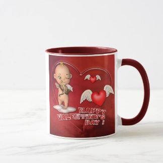 Valentine-Tagestoon-Baby-Tasse Tasse