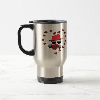 Valentine-Tasse von HatMan Reisebecher