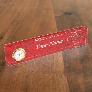 Valentinsgruß #2 namensplakette