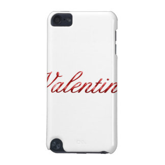Valentinsgruß iPod Touch 5G Hülle