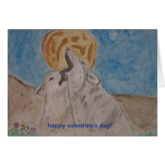 Valentinsgruß Karte