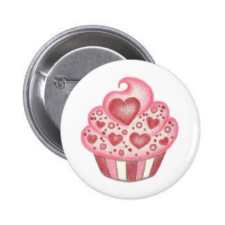Valentinsgruß-Knopf Anstecknadelbutton