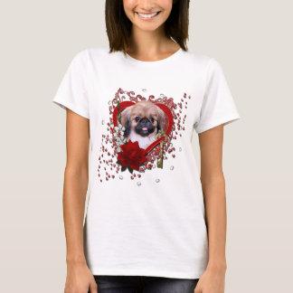 Valentinsgrüße - Schlüssel zu meinem Herzen - T-Shirt