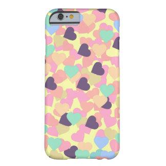 Valentinsgrußherzen Barely There iPhone 6 Hülle