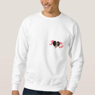 """Valentinstag-Geschenk """"immer in meinem Herzen """" Sweatshirt"""