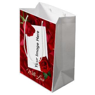 Valentinstag-Geschenk-Tasche Medium Geschenktüte