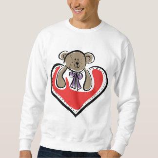 Valentinstag-Herz Sweatshirt