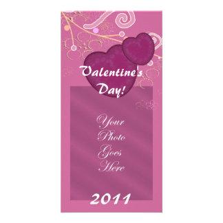 Valentinstag-Herzen