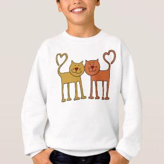 Valentinstag-Herzen Sweatshirt