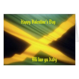 Valentinstag Karte