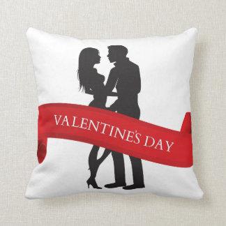 Valentinstag-Liebekissen Kissen