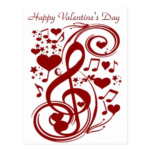 Valentinstag Love_Postcard Postkarte